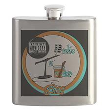 Dark Logo Flask