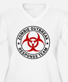 zombie-outbreak-c T-Shirt