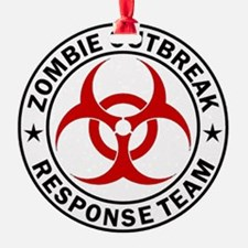 zombie-response-button Ornament