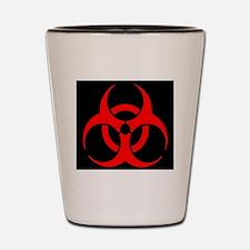 bio-hazardsymbolT1 Shot Glass