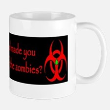 CORRECT SIZE KING OF ZOMBIES Mug