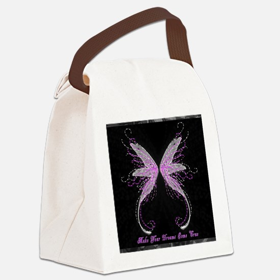 shy-dreams-puz Canvas Lunch Bag