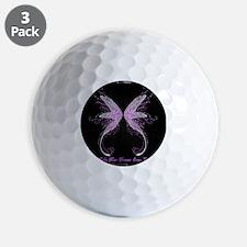 shy-dreams-puz Golf Ball