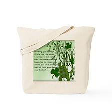 WISHING-YOU-ALWAYS-STADIUM-BLANKET Tote Bag