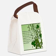 WISHING-YOU-ALWAYS-STADIUM-BLANKE Canvas Lunch Bag