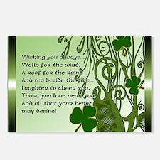 WISHING-YOU-ALWAYS-STADIU Postcards (Package of 8)