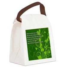 MAY-THE-ROAD-RISE-TO-MEET-YOU-STA Canvas Lunch Bag