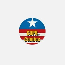 CDPR Comics Mini Button