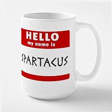 Hello, my name is Mugs