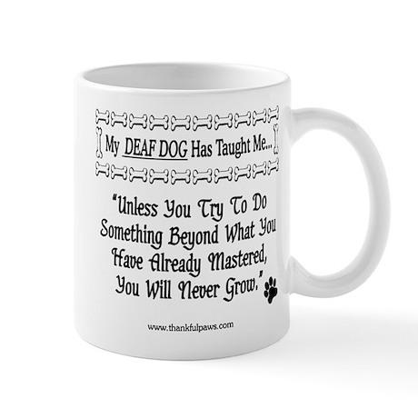 Unless You Try Mug