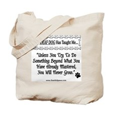 Unless You Try  Tote Bag