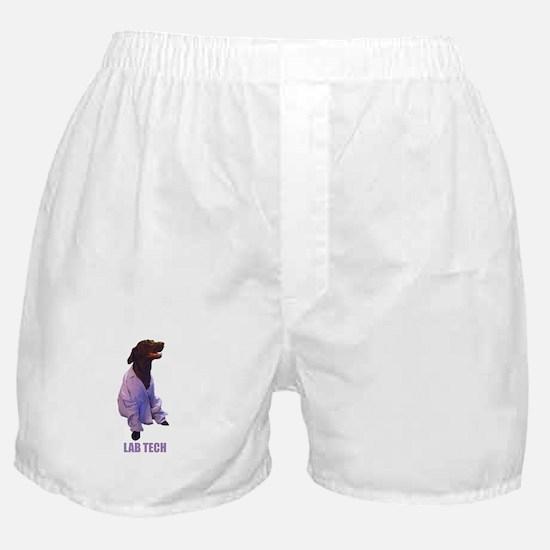 lab tech Boxer Shorts