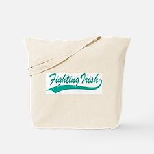 Fighting Irish Tote Bag