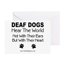 Hear The World Greeting Cards (Pk of 10)