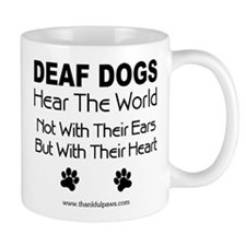 Hear The World Mug