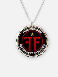 Fringe division Necklace