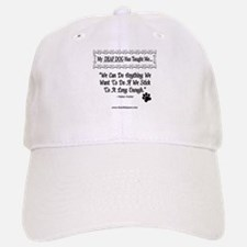 Can Do Anything Baseball Baseball Cap