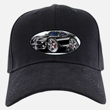 1996-2004 Viper GTS Black-Silver Car Baseball Hat