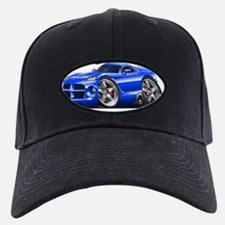 1996-2004 Viper GTS Blue Car Baseball Hat