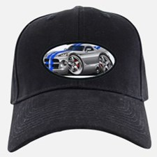 1996-2004 Viper GTS Grey-Blue Car Baseball Hat