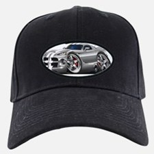 1996-2004 Viper GTS Grey-White Car Baseball Hat
