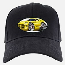 1996-2004 Viper GTS Yellow Car Baseball Hat