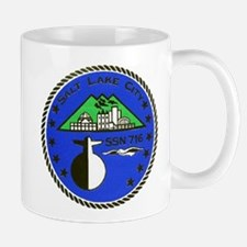 USS SALT LAKE CITY Mug