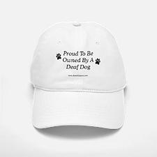 Proud Deaf Dog Owner Baseball Baseball Cap