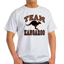 Team Kangaroo Orange T-Shirt