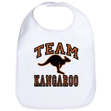 Team Kangaroo Orange Bib