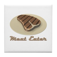 Meat Eater Tile Coaster