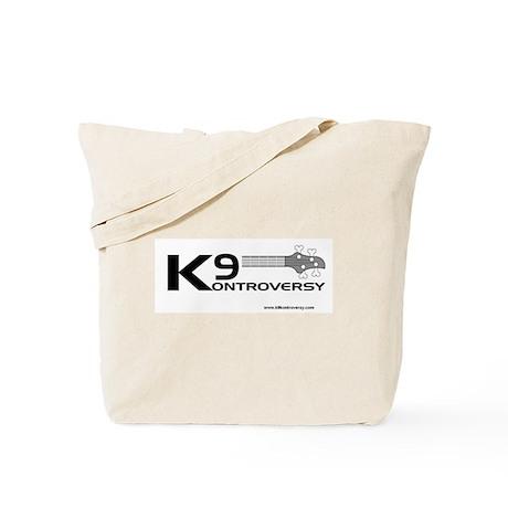 K9 Kontroversy Tote Bag