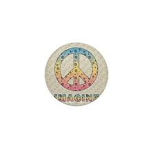 imaginepeaceSC1 Mini Button