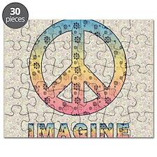 imaginepeaceSC1 Puzzle