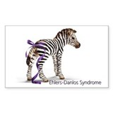 Ehlers danlos syndrome Stickers