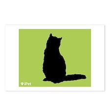 Shorthair iPet Postcards (Package of 8)