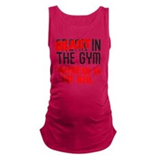 beast-in-the-gym Maternity Tank Top