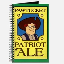 Pawtucket Patriot Ale Journal
