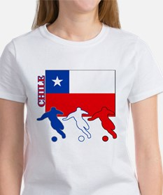 Chile Soccer Women's T-Shirt