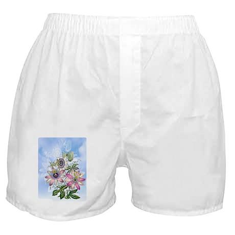 IPAD2 518 CVR-LDN PASFLWR Boxer Shorts