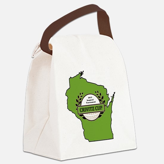 crivitz open3 Canvas Lunch Bag