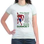 Do You Wanna Dance? Jr. Ringer T-Shirt
