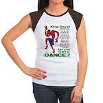 Do You Wanna Dance? Women's Cap Sleeve T-Shirt