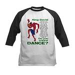 Do You Wanna Dance? Kids Baseball Jersey