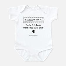Be A Champion Infant Bodysuit