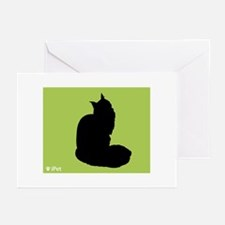 Coon iPet Greeting Cards (Pk of 10)