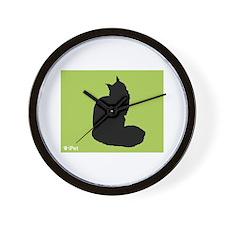 Coon iPet Wall Clock