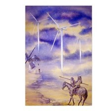 donqpainting2 Postcards (Package of 8)
