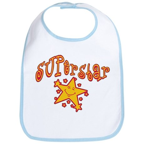 Superstar Kid Bib