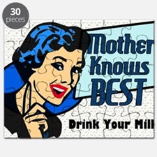 MOTHER-KNOWS-BEST-14x10_LARGE-FRAMED-print Puzzle